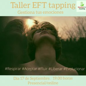 Taller EFT tapping